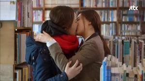 Source: http://news.yahoo.com/lesbian-kiss-korean-drama-sparks-debate-025213890.html - An episode of Seonam Girls High School Investigators